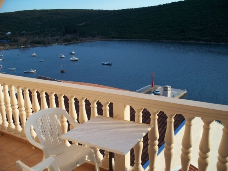 Exclusive apartment in Montenegro - A9 01 balcony views of Bigova