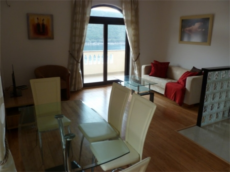 Exclusive apartment in Montenegro - A3 01 living room
