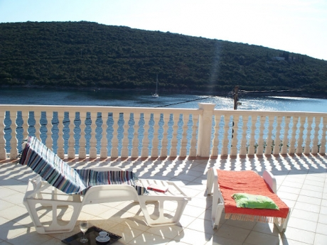 Exclusive apartment in Montenegro - B5 01 terrace